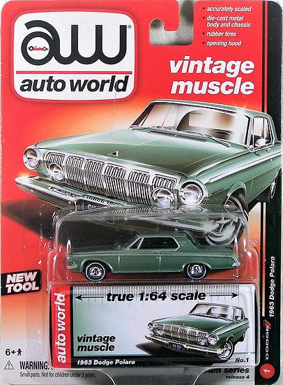 AW64032-1B .. 1963 Dodge Polara