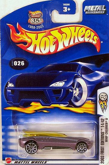 HW03-026 .. Whip Creamer II