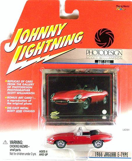 JL 150-01-6 .. 1966 Jaguar E-Type