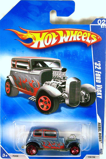 HW09-138(a) .. 32 Ford Vicky