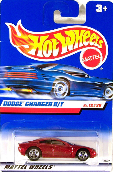 HW00-072(a) .. Dodge Charger R/T