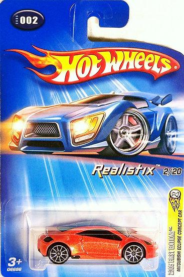 HW05-002(a) .. Mitsubishi Eclipse Concept Car