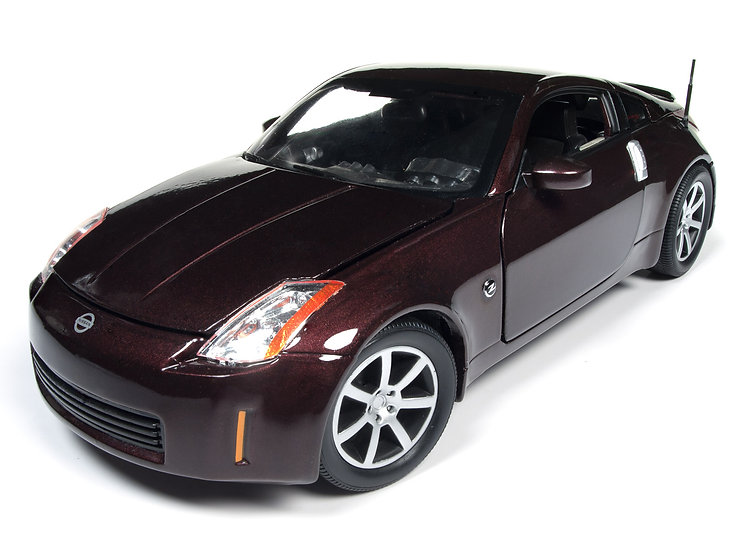1:18 AW240 .. 2003 Nissan 350Z Coupe