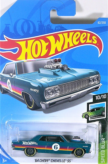 HW19-062(a) .. '64 Chevy Chevelle SS