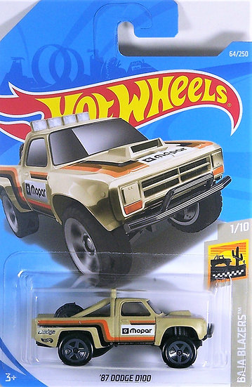 HW19-064 .. '87 Dodge D100