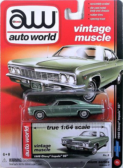 AW64042-3A .. 1966 Chevrolet Impala