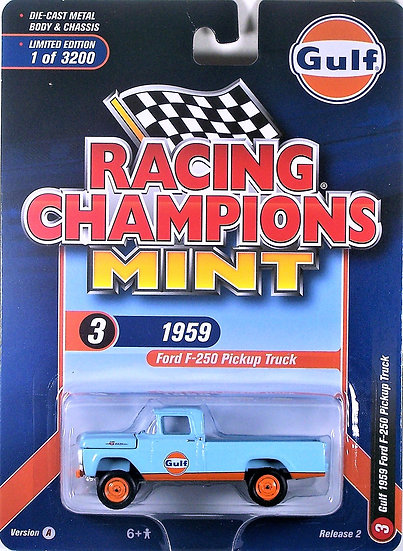 RC008-3A .. 1959 Ford F-250 Truck