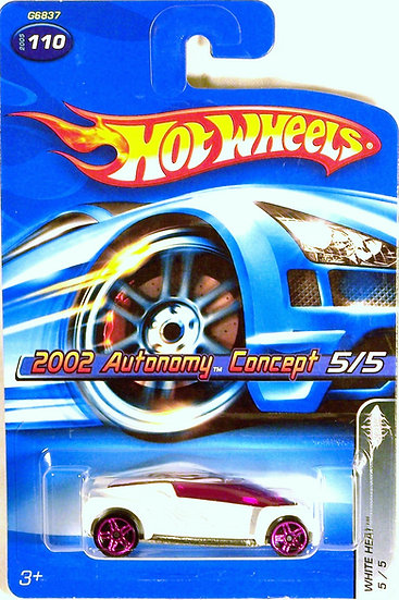 HW05-110(a) .. 2002 Autonomy Concept