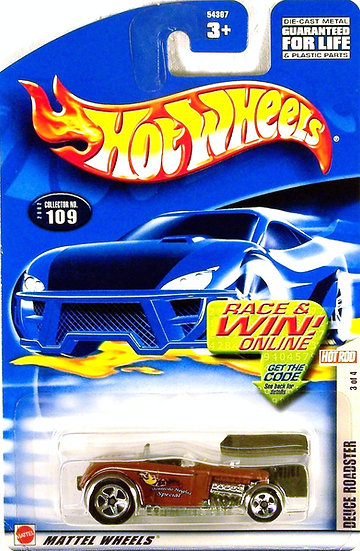 HW02-109 .. Deuce Roadster