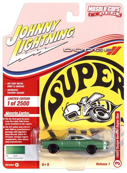 JLMC025-3A .. 1969-1/2 Dodge Coronet Super Bee