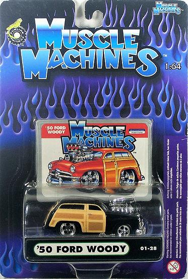 FMM 01-28 .. '50 Ford Woody