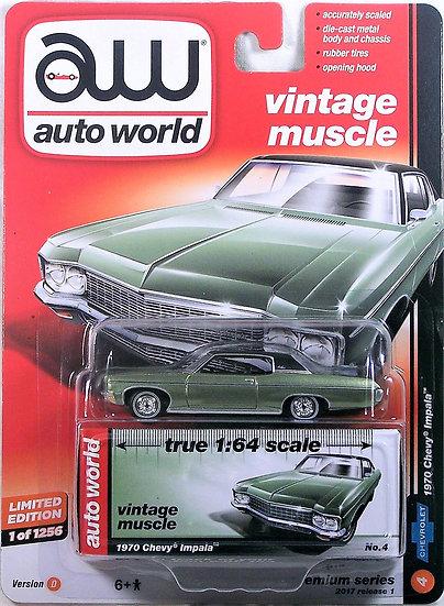 AW64052-4D .. 1970 Chevrolet Impala