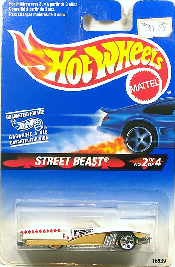 HW97-566(a) .. Street Beast