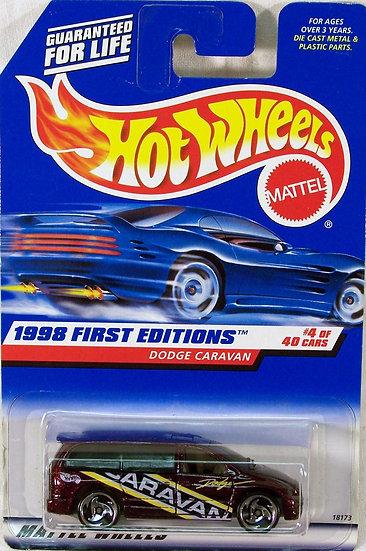 HW98-633(a) .. Dodge Caravan