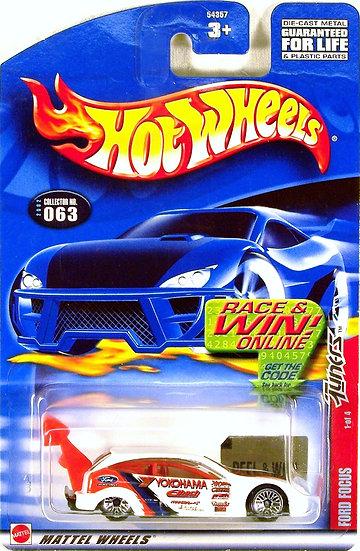 HW02-063(a) .. Ford Focus