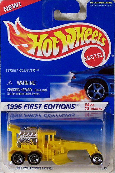 HW96-373(d) .. Street Cleaver