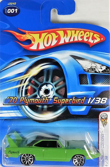 HW06-001(a) .. '70 Plymouth Superbird