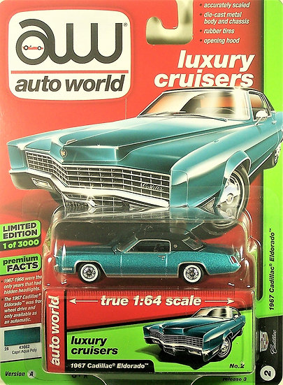 AW64182-2A .. 1967 Cadillac Eldorado