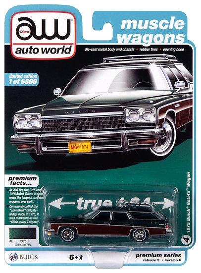 AW64252-4B .. 1975 Buick Estate Wagon