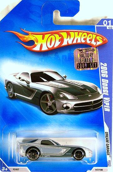 HW09-147(b)* .. 2006 Dodge Viper