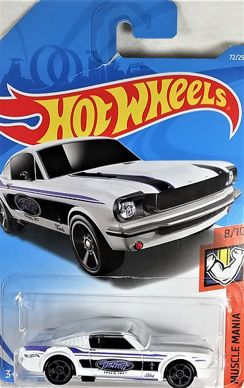 HW19-072 .. '65 Mustang 2+2 Fastback