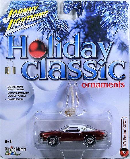 JLHC001-4 .. 1973 Pontiac GTO