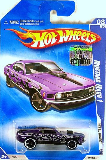 HW09-144(a)* .. Mustang Mach 1