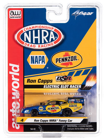SC352-4 .. Ron Capps NHRA Funny Car