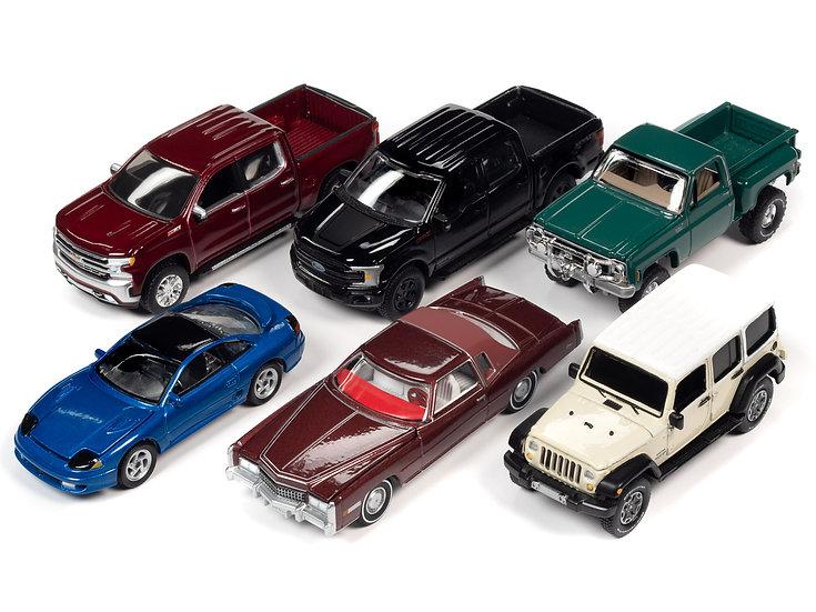 Auto World .. AW64282 - Set B - 6 Car Case