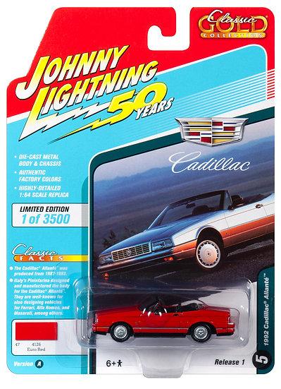 JLCG019-5A .. 1992 Cadillac Allante