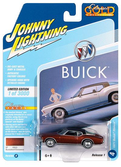 JLCG021-4B .. 1971 Buick Riviera