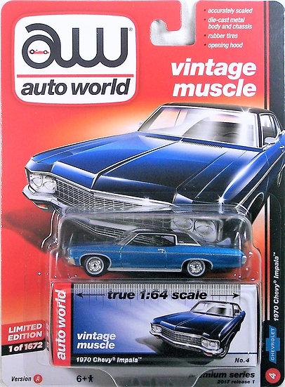 AW64052-4A .. 1970 Chevrolet Impala