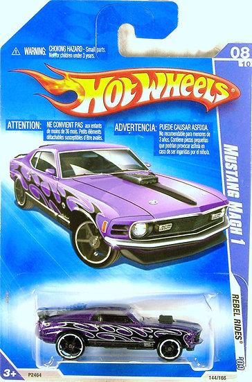 HW09-144(a) .. Mustang Mach 1