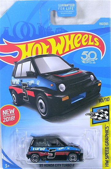 HW18-190 .. '85 Honda City Turbo II
