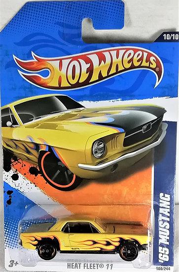 HW11-100 .. '65 Mustang