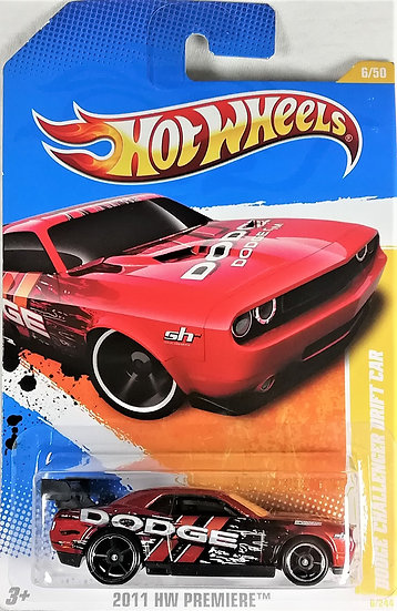 HW11-006 .. Dodge Challenger Drift Car
