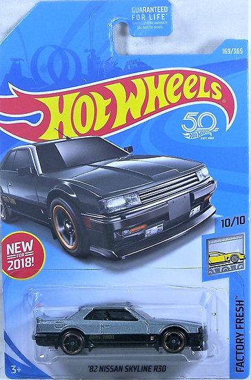 HW18-169 .. '82 Nissan Skyline R30