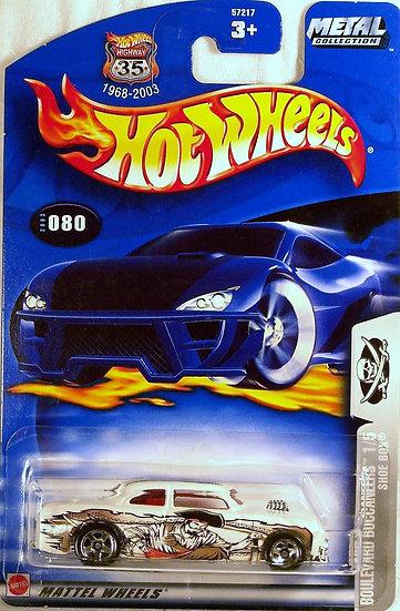 HW03-080 .. Shoe Box