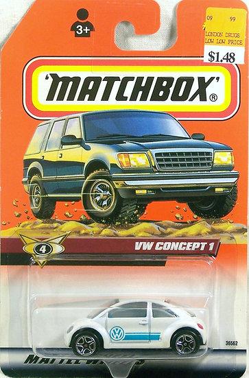 MB99-018C .. Volkswagen Concept 1