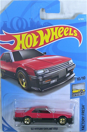 HW18-006 .. '82 Nissan Skyline R30