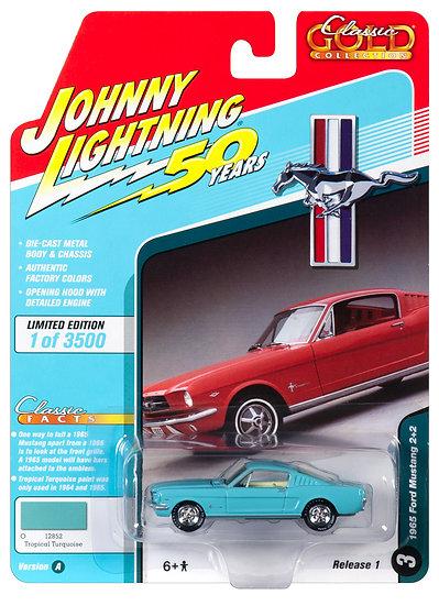 JLCG019-3A .. 1965 Ford Mustang 2+2