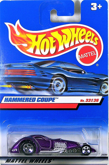 HW00-093 .. Hammered Coupe