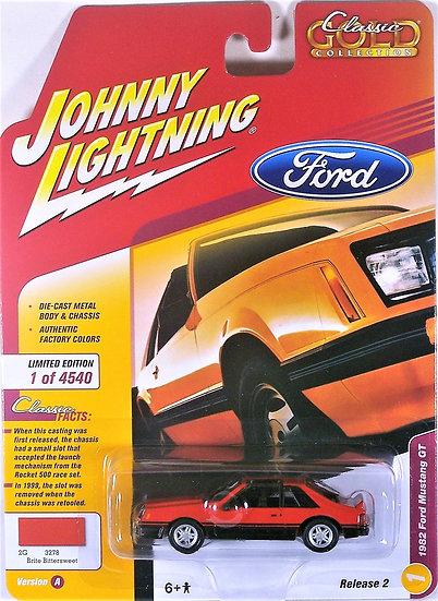 JLCG014-1A .. 1982 Ford Mustang GT
