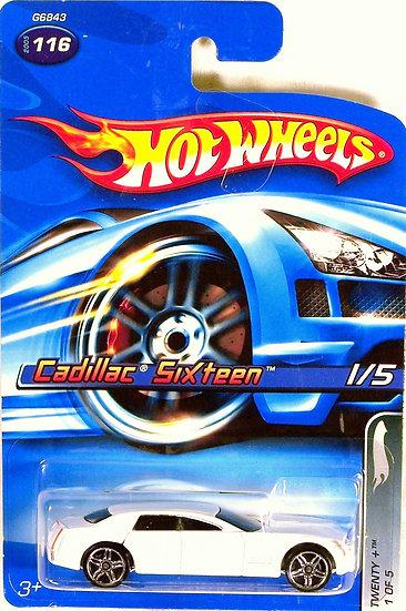 HW05-116(a) .. Cadillac Sixteen