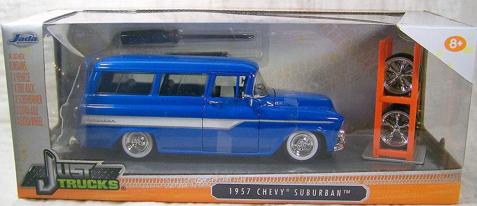 1:24 Jada .. 1957 Chevy Suburban