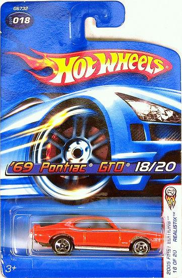 HW05-018(a) .. 69 Pontiac GTO