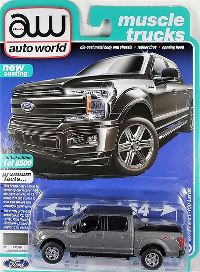 AW64232-1B .. 2018 Ford F-150 Lariat