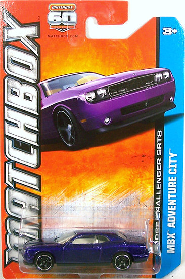 MB12-027 .. 2008 Dodge Challenger SRT8