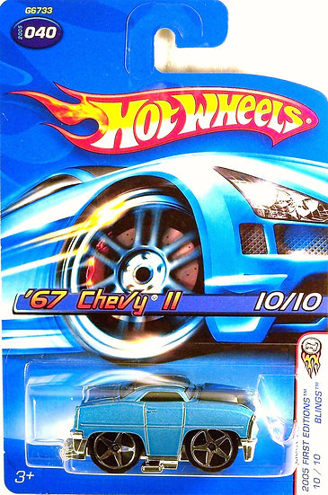 HW05-040 .. 67 Chevy II