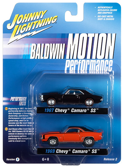 JLPK013-1B ... Baldwin Motion 2-Pack